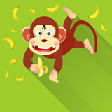 Monkey Slot Machine - slotmachine77.com