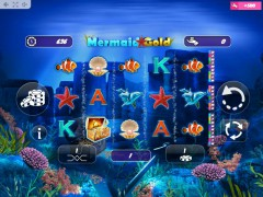 Mermaid Gold slotmachine77.com MrSlotty 1/5