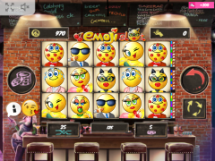 Emoji Slot slotmachine77.com MrSlotty 1/5
